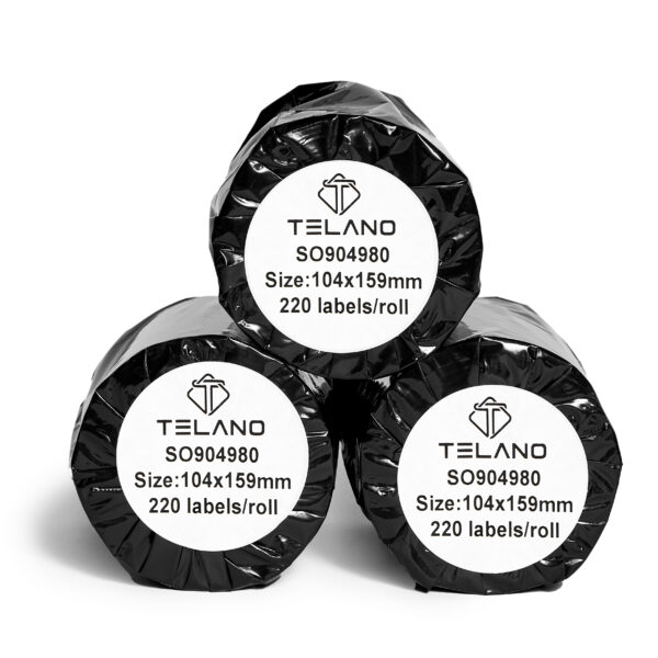 Telano 4XL labels
