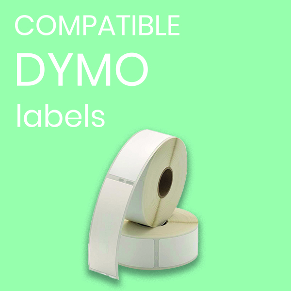Compatible dymo labels