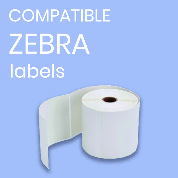 compatible zebra labels