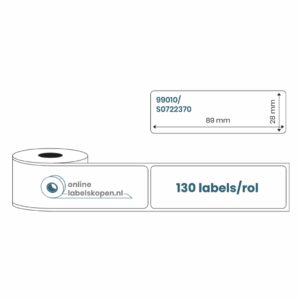 Dymo 99010 130 labels